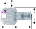 seriesrl-fnpt-38-plug